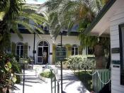 The house of Ernest Hemingway
