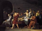 Jacques-Louis David - The Death of Socrates - WGA6058