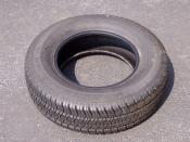 Goodyear Wrangler SR-A P235/70R16 tire