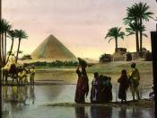 Inundation of the Nile