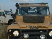Defender 110 small