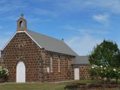 English: St Gregory's Roman Catholic church built 1866 at Heywood, Victoria