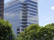 Chrysler HQ in Windsor, ON