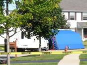 English: Crime Scene See Wikinews