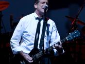 Glen Frey is a member of the band, The Eagles