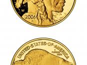 American buffalo proof vertical edit