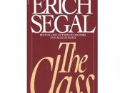 The Class (Erich Segal novel)