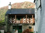 English: Spinning Gallery, Cote Howe Tearoom and Guest House
