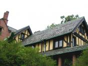 English: View of Stan Hywet Hall, Akron, Ohio