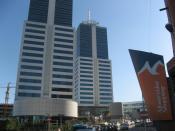 English: World Trade Center de Montevideo, Uruguay.