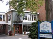 English: St Christopher's Hospice, Sydenham