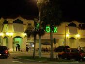 Standalone Publix in Pompano Beach, Florida, with typical architecture of early 21st-century stores.