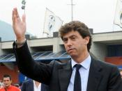 Andrea Agnelli, lo stadio di proprieta' porta solo vantaggi, e spero che...