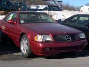 1999 Mercedes-Benz R129 SL500