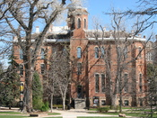 Old Main on the University of Colorado at Boulder campus
