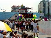 1991LAPride-Ektar125-1-5101Film_0037 - Queer Nation is doing the