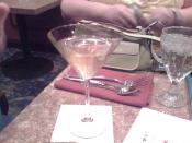 Noland's martini