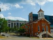 Dexter Avenue Baptist Church in Montgomery, AL