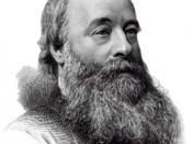 Engraving of James Joule