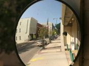 Raleigh-mirror