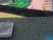 Raleigh Street Painting Festival