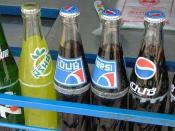 English: Pepsi in Thailand. Polski: Butelki Pepsi w Tajlandii.