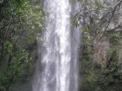 El Chorrerón City: San Fernando Department: Morazan Country: El Salvador Region: Central America
