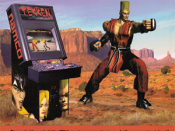 The Tekken series began with the eponymous arcade game in 1994.