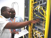 IBM System x, Storwize, DB2 Power Viettel Mobile in Africa