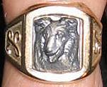 Lassie friendship ring