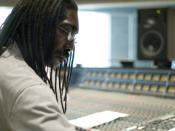 English: James P. Nichols, Music Recording Engineer for Ken Burns'