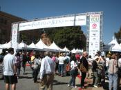 English: The 2009 Los Angeles Times Festival of Books, April 25-26, at the campus of UCLA.
