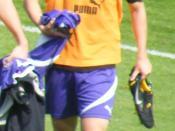 English: Tony Stokes football player