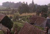 English: Village of Montresor, 1981