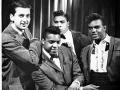 The Isley Brothers on the Clay Cole Show in 1962