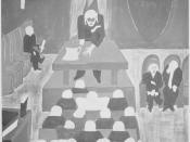 Frederick Douglass listened to William Lloyd Garrison denounce slavery - NARA - 559099