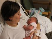 Sophia - born 8th November 2011