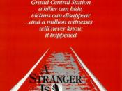 A Stranger Is Watching (film)