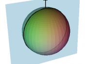 Henagonal dihedron (up-arrow represents vertex).