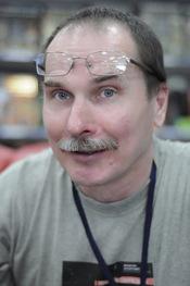 Fyodor Dmitrievich Berezin is a Russian science fiction writer.