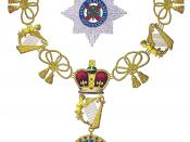 Insignia of a Knight of the Order of St Patrick
