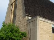English: Christ United Methodist Church in Rochester, Minnesota