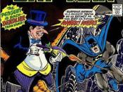 The Penguin, as seen in Batman #287 (May 1977). Art by Mike Grell.