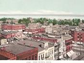 Port Huron circa 1902