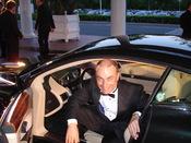 English: Photo of Cormac O'Reilly, the Sales Guru.
