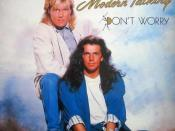 Don't Worry (Modern Talking song)