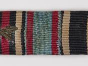 Medal from the 1. World War