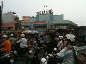 English: Ba Chieu Market, Ho Chi Minh City.