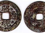 English: Chieu Thong Thong Bao, currency of the Chieu Thong period (1786-1789) of Vietnam Tiếng Việt: Chiêu Thống Thông Bảo, tiền tệ của vua Lê Chiêu Thống (1786-1789)