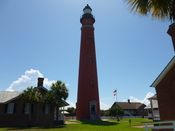 English: Lighthouse at Ponce de Leon Inlet